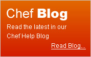 Chef Blog